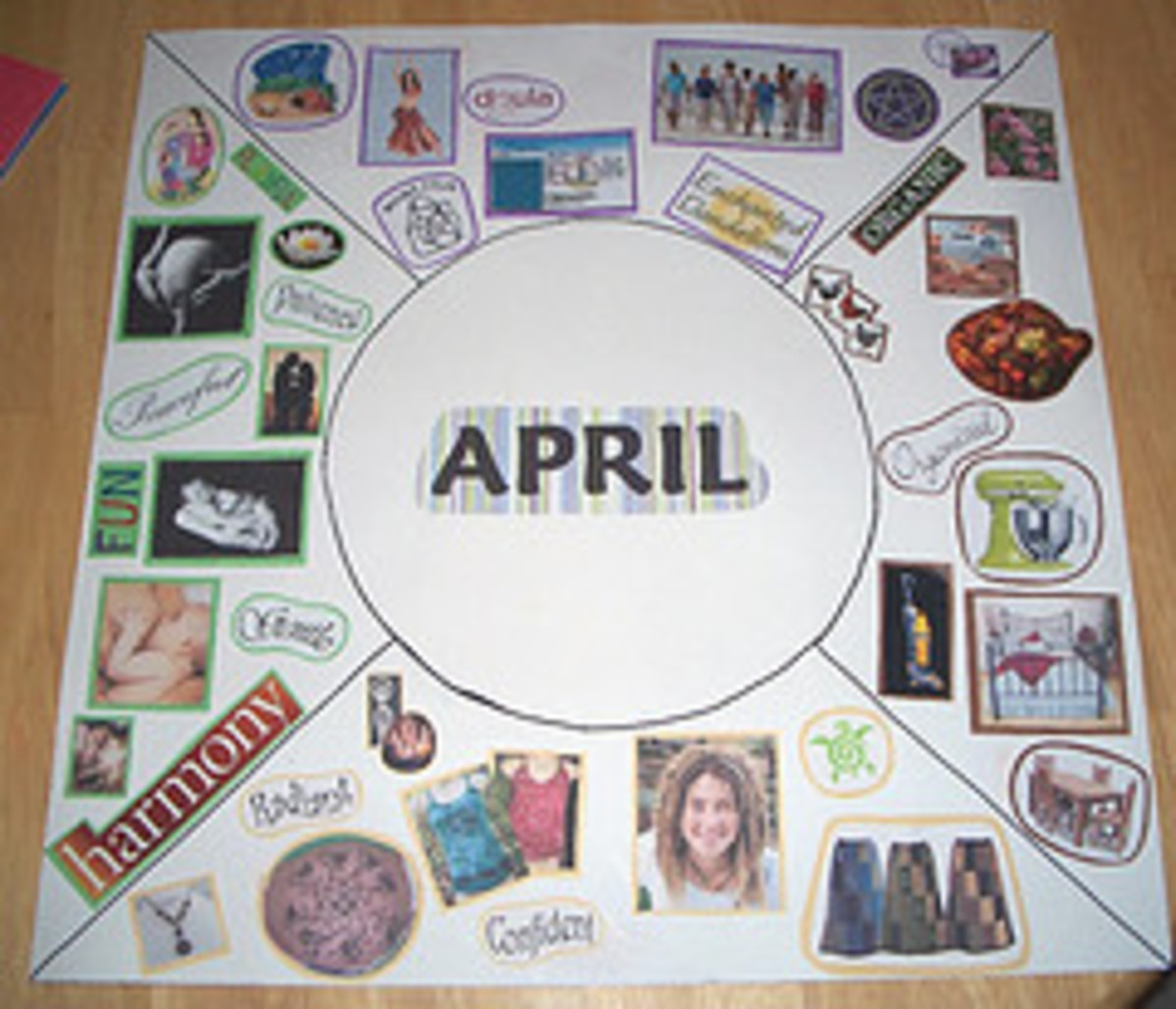 creation-of-a-vision-board