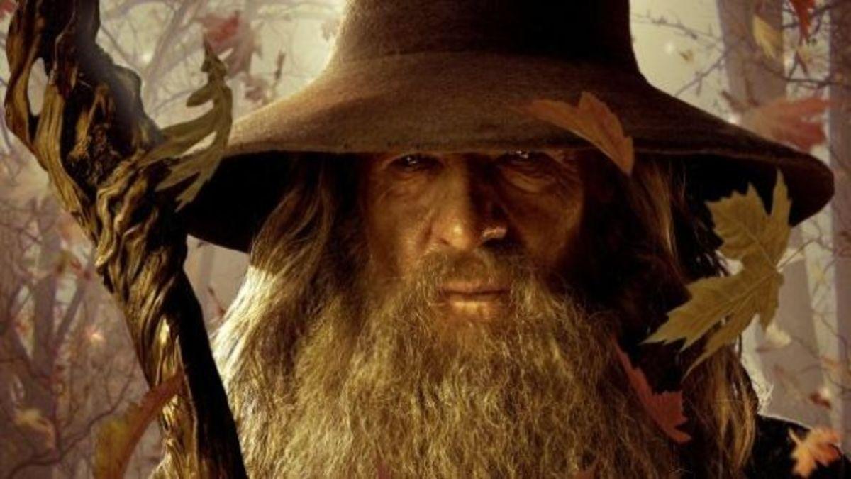 Gandalf is based on Odin
