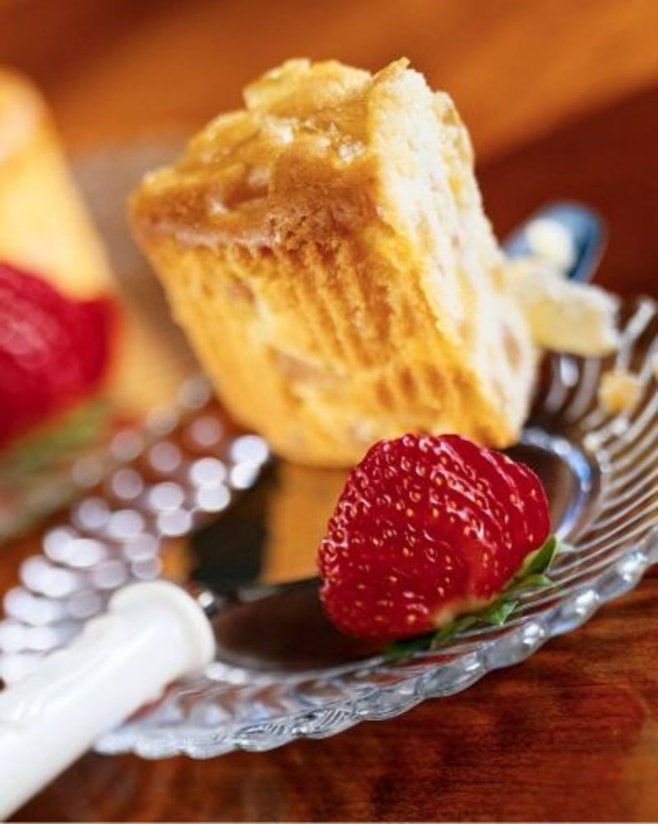 Diabetic desserts don't have to be hum-drum