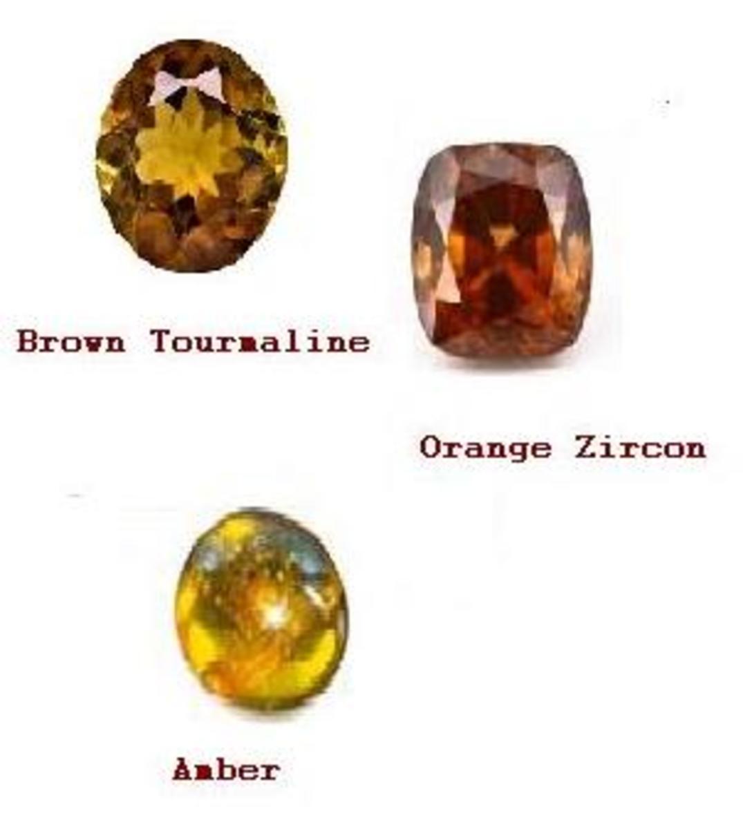 Substitute GemStones of Hessonite