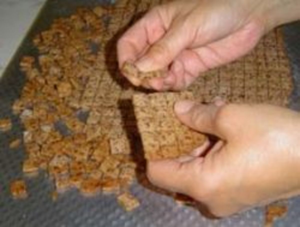 The Best Dog Treat Recipe Ever