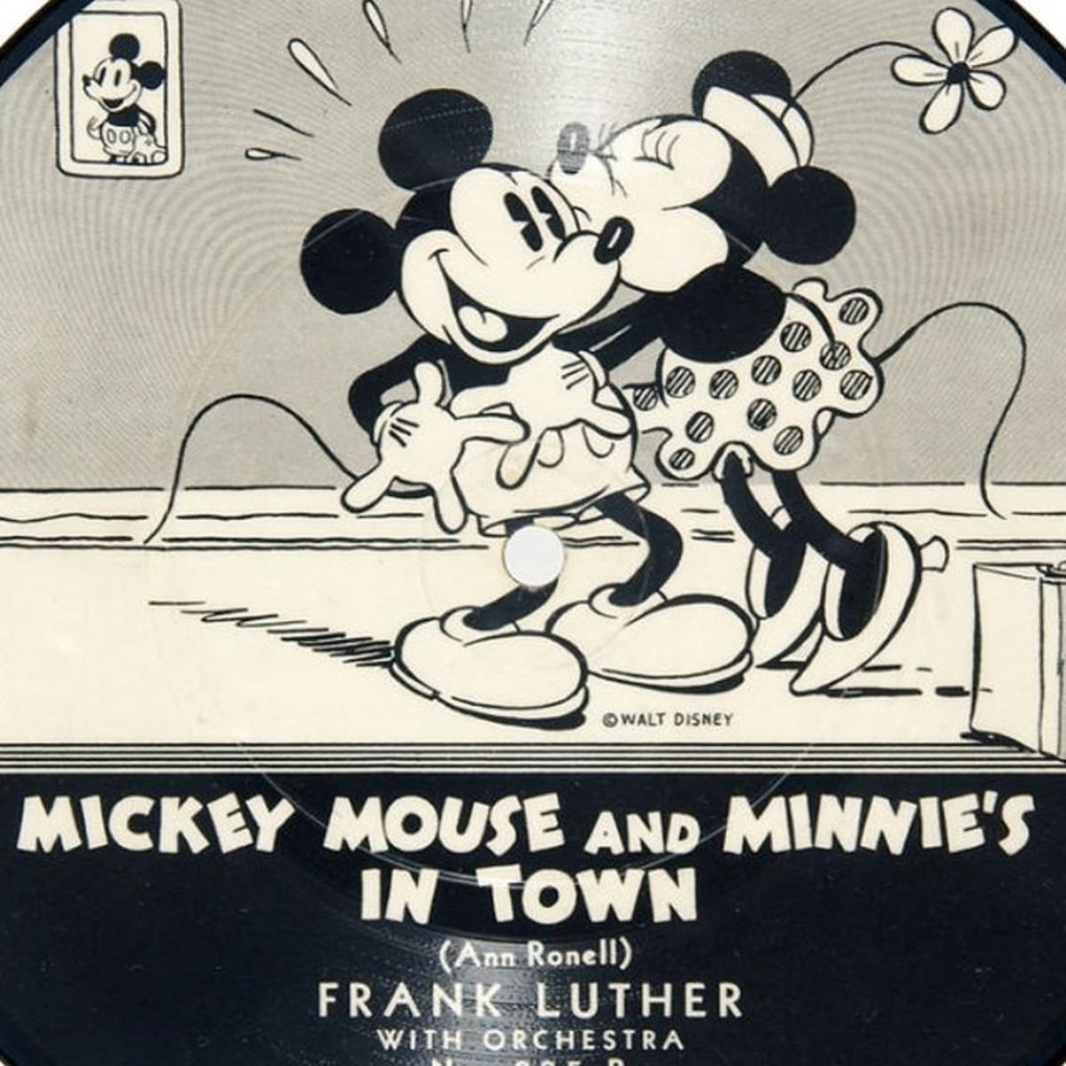 Walt Disney & The Vinyl Record