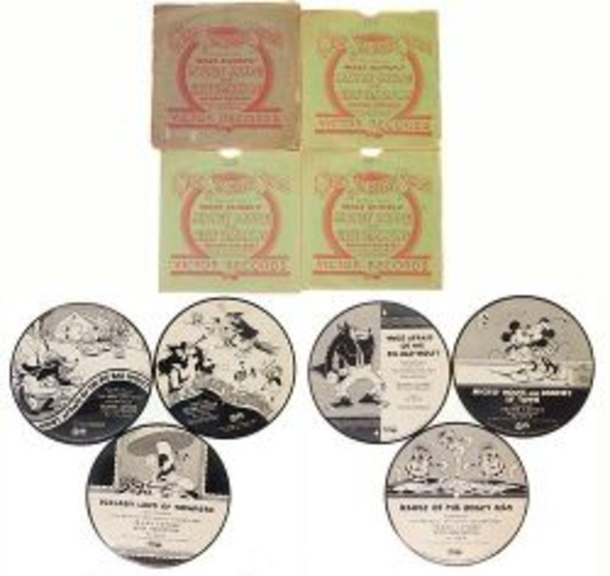 In a Silly Symphony 1934 RCA Victor Records
