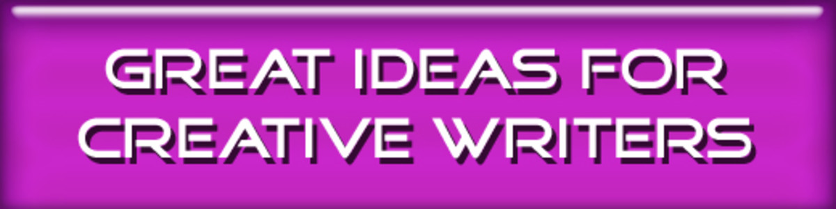 Creative Writing: Great Topics to Write About  - (Part 1)