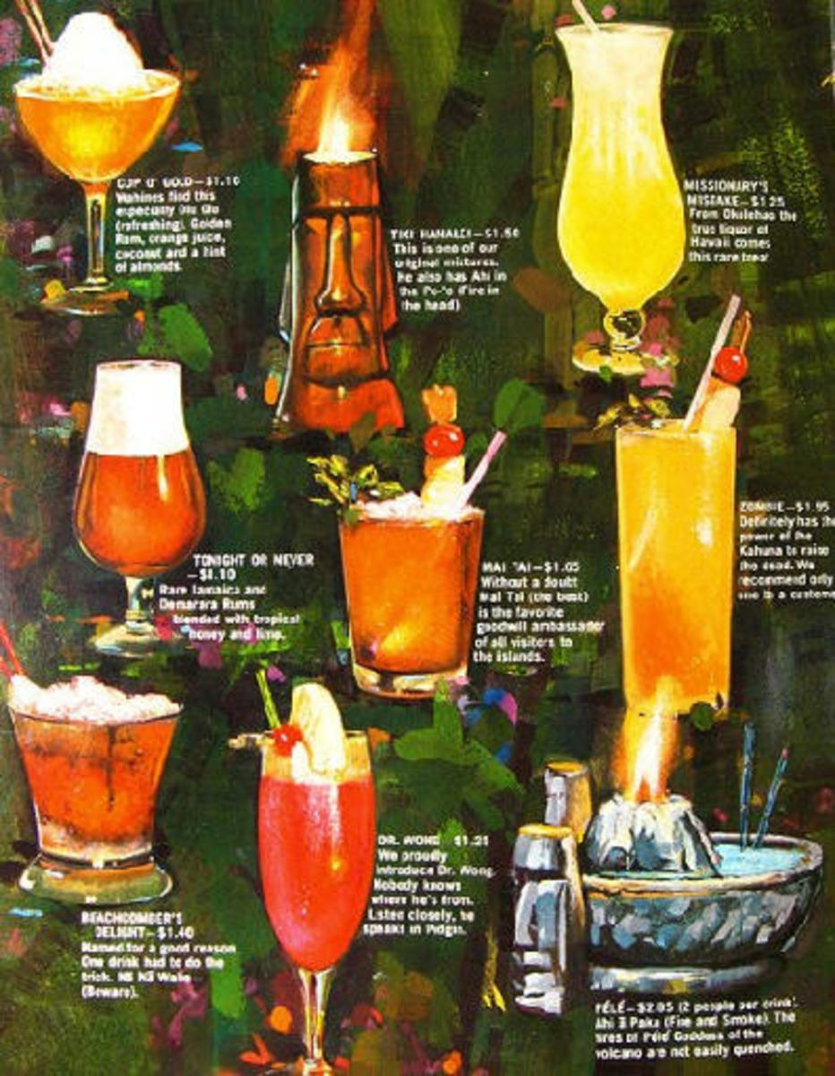 fruity drinks to order at a bar