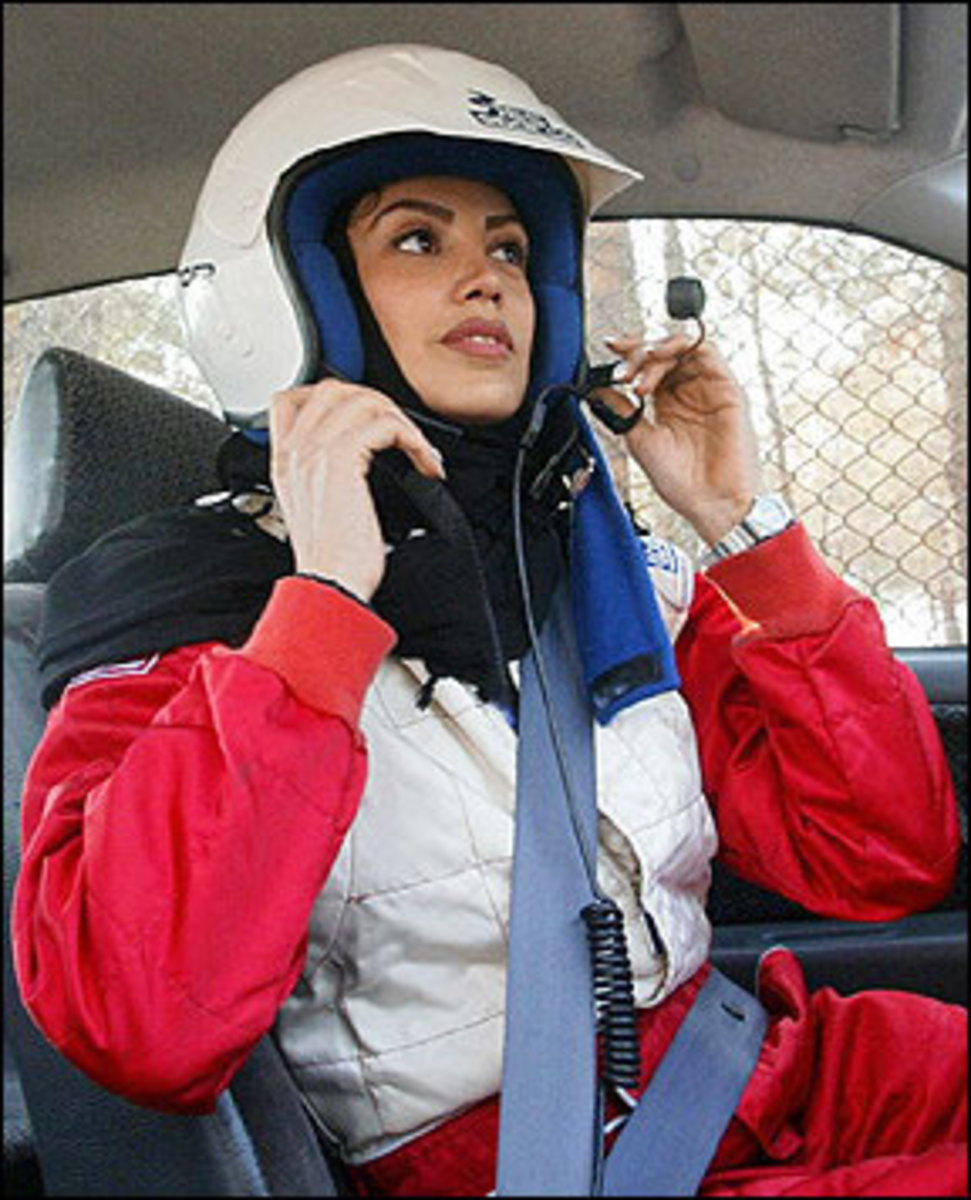 Laleh Seddigh: Racing Champion