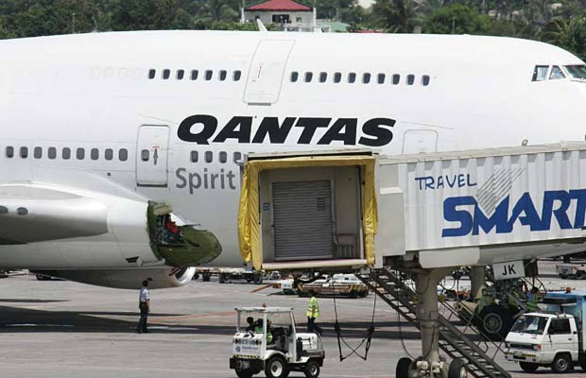 Hilarious / Funny Quotes from Qantas Airline's Gripe Sheets