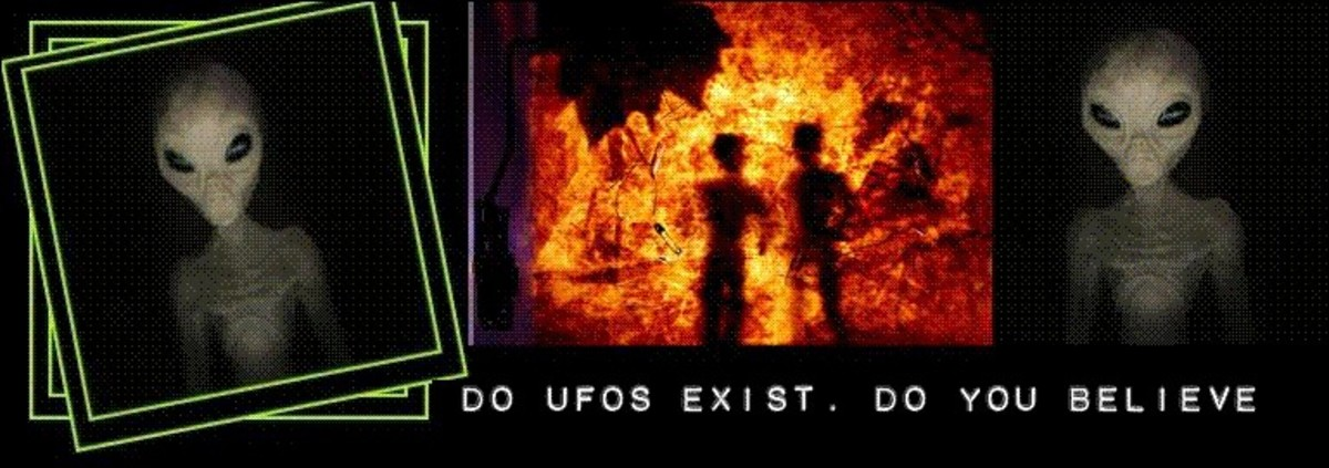 """why aliens do not exist Aliens don't exist  """"sure, why not where are the aliens they don't exist, because if they did, they'd be all over the place."""