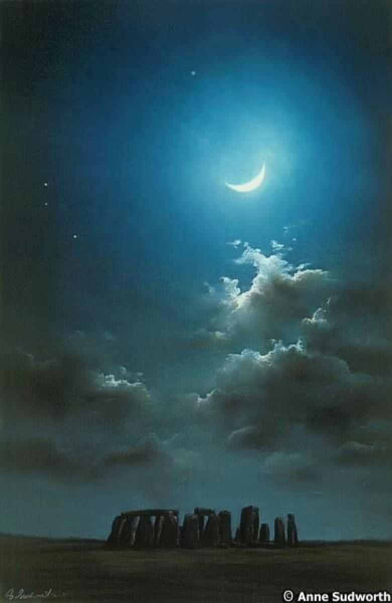 The moon has always mystified man.