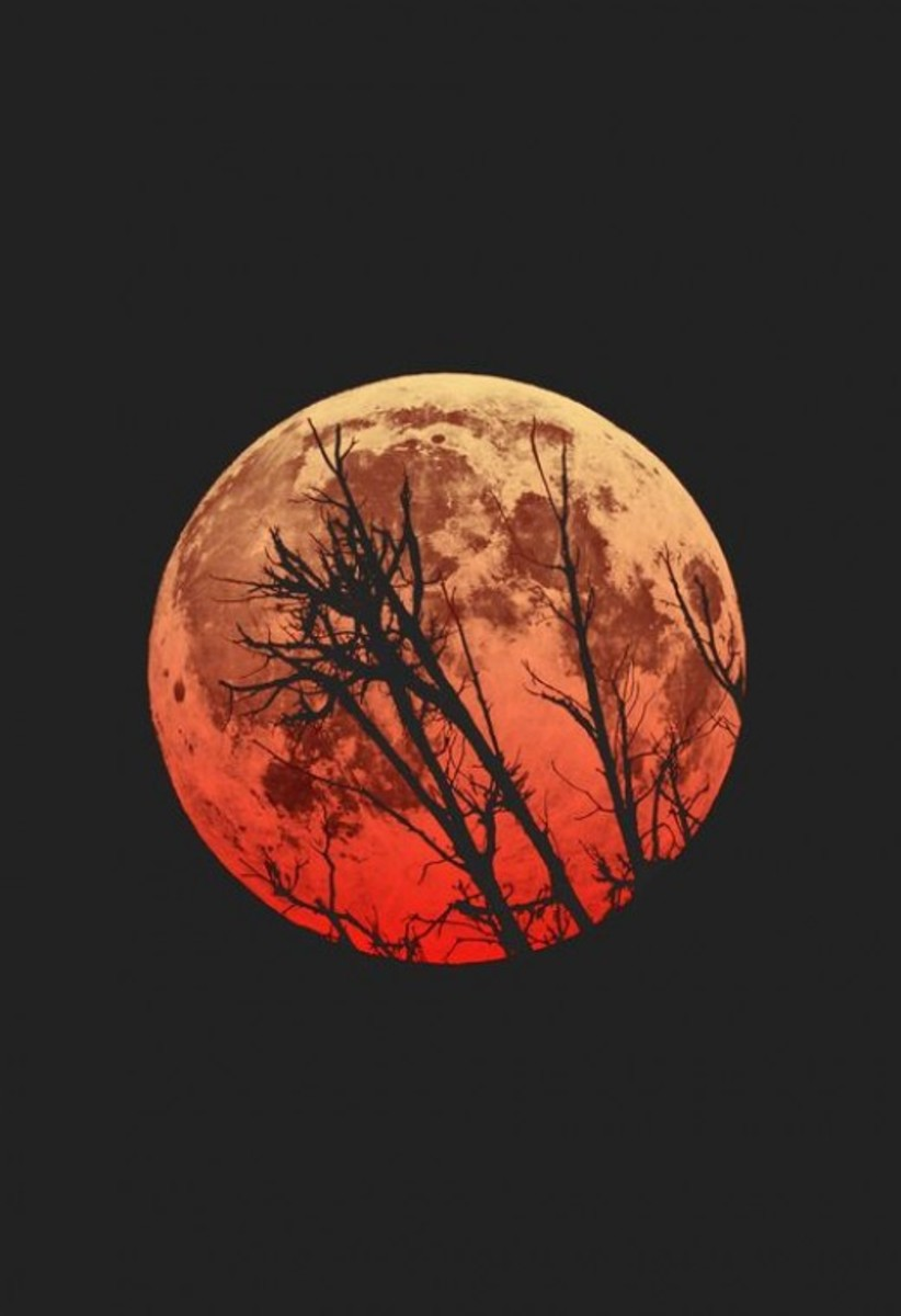 What is it about the moon that has mystified man for centuries. Why does the moon have a strange effect on some people.