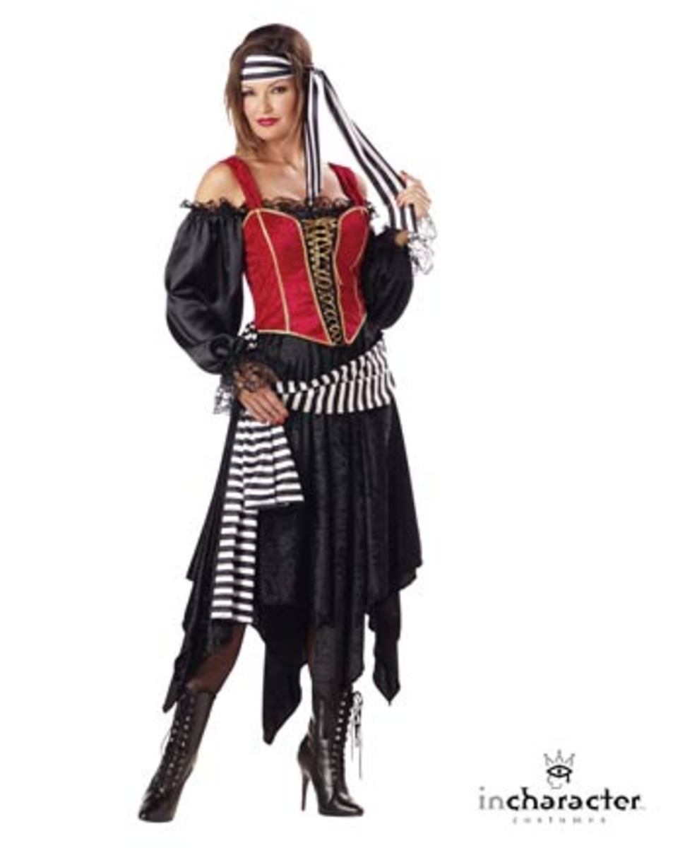 "Pirate Lady ""Premier"""