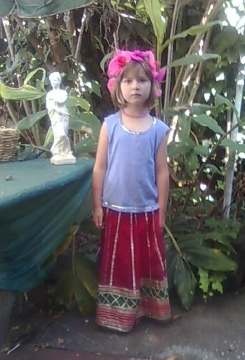 A small Roman outfit