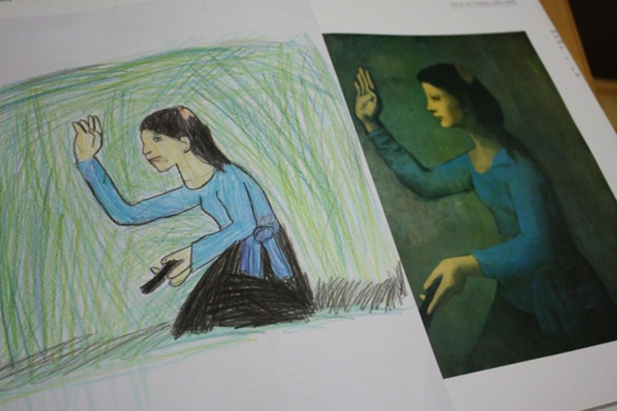 picasso-artist-study