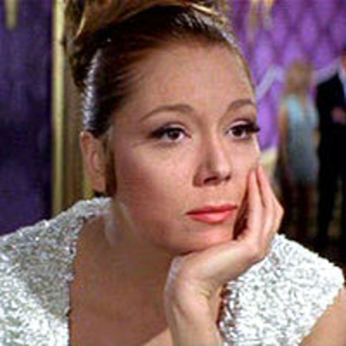 Diana Rigg as Teresa di Vicenzo