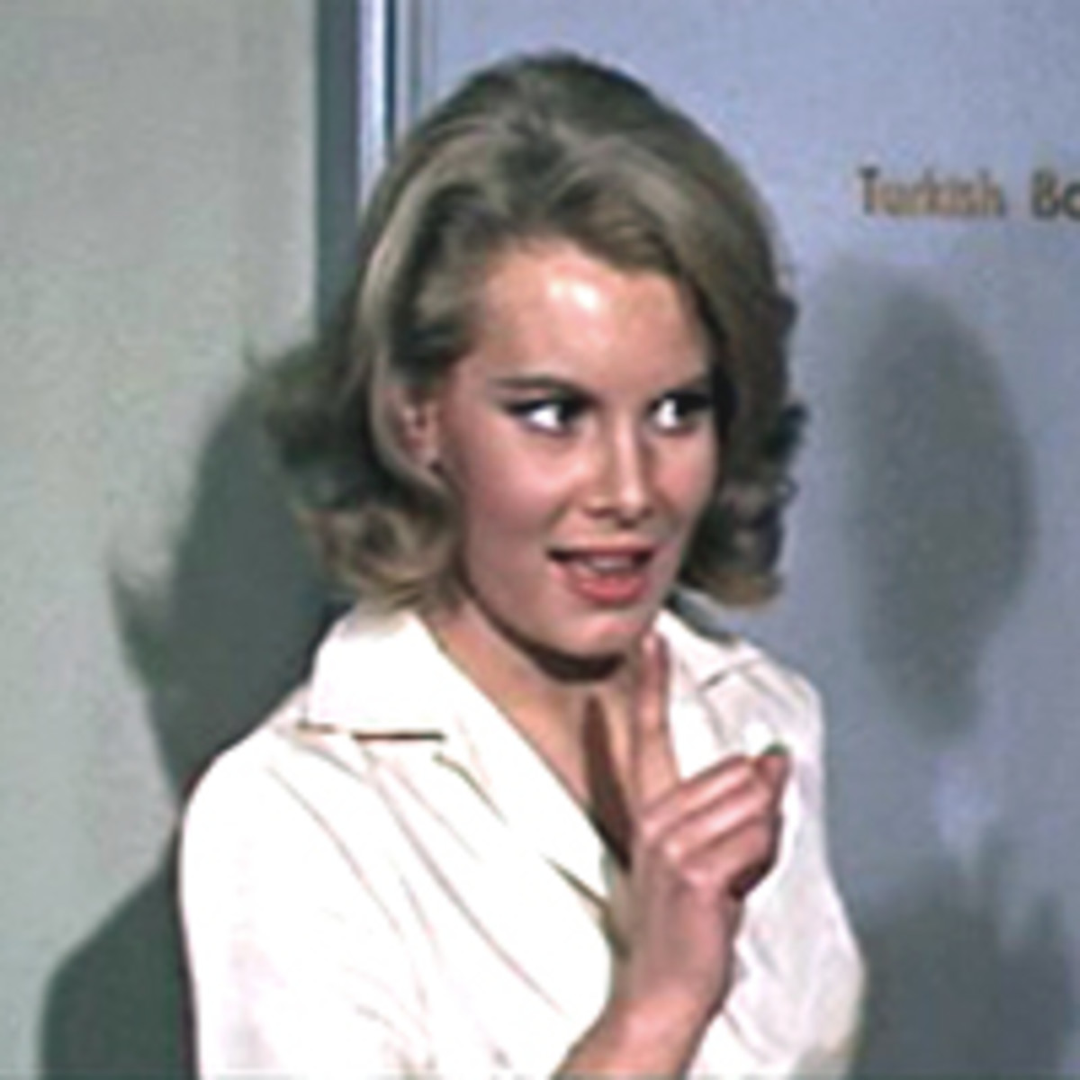Molly Peters as Patricia Fearing