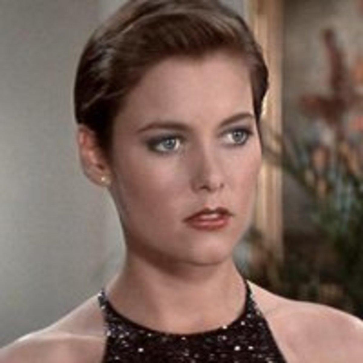 Carey Lowell as Pam Bouvier