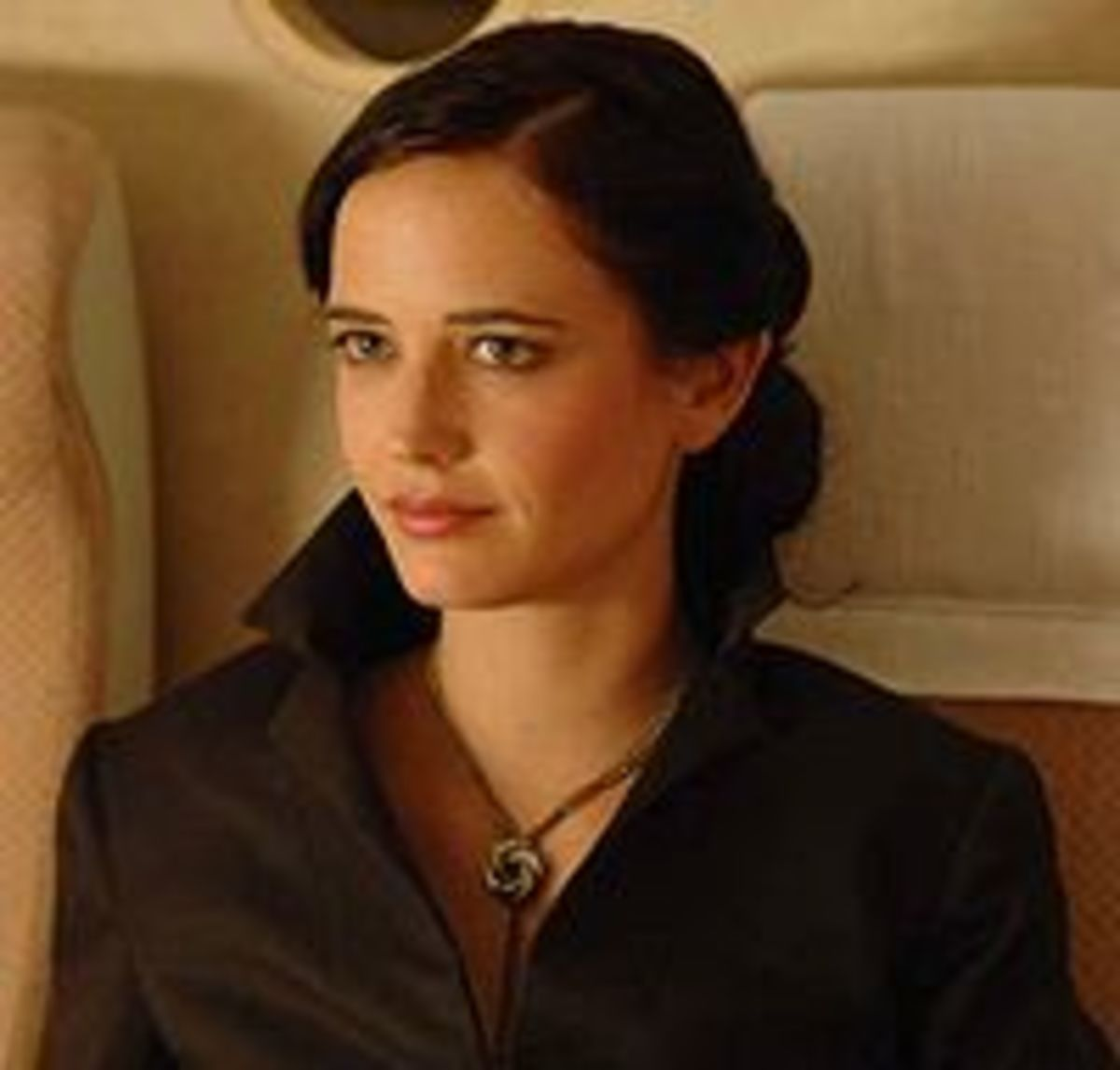 Eva Green as Vesper Lynd