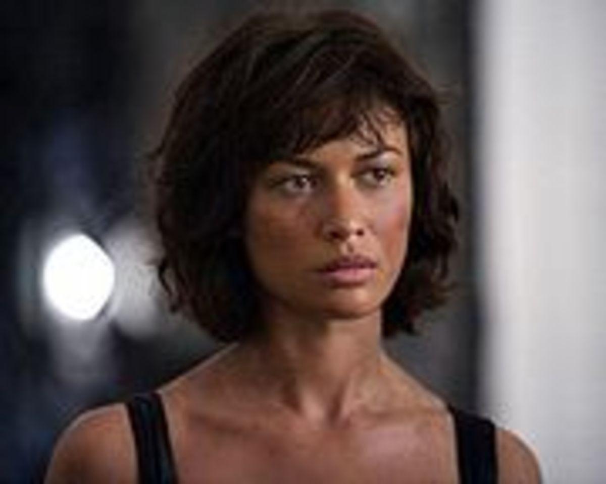 Olga Kurylenko as Camille Montes
