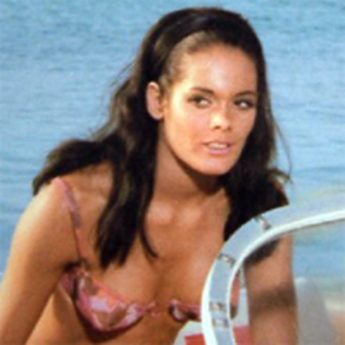 Martine Beswick as Paula Caplan