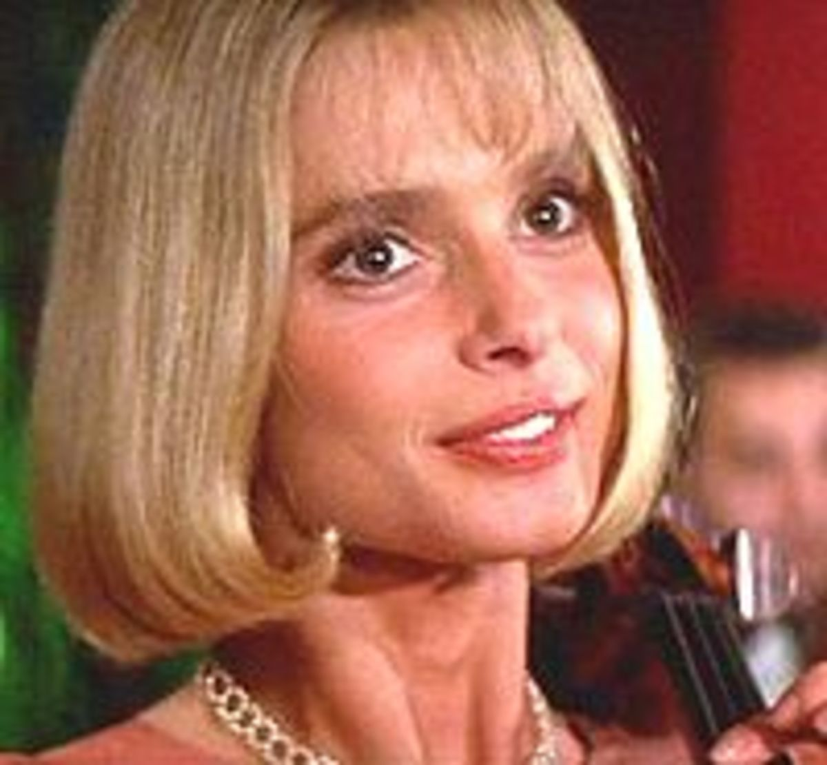 Maryam d'Abo as Kara Milovy