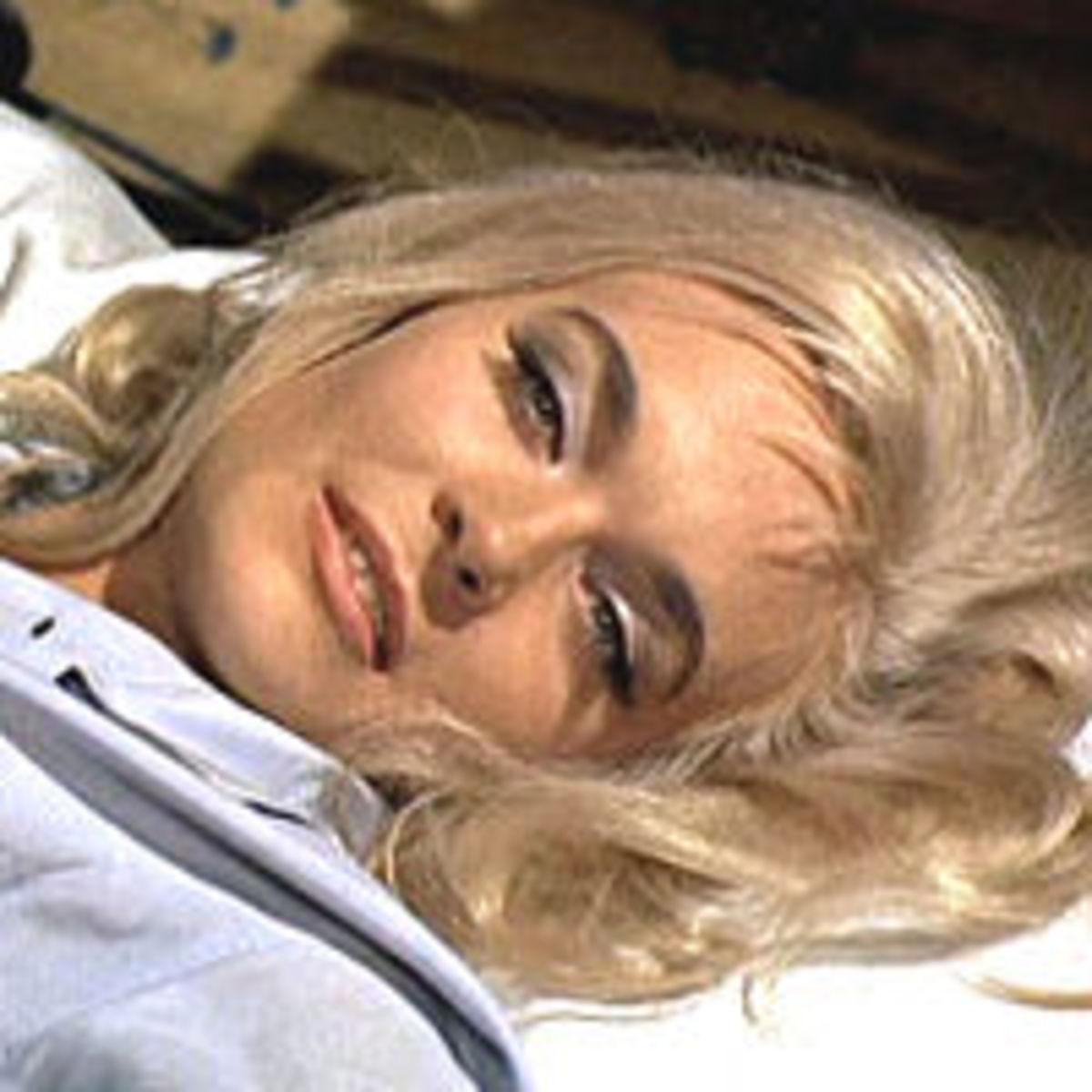 Shirley Eaton as Jill Masterton
