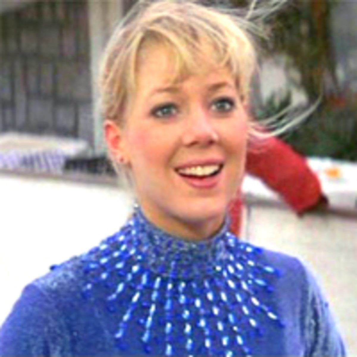 Lynn-Holly Johnson as Bibi Dahl