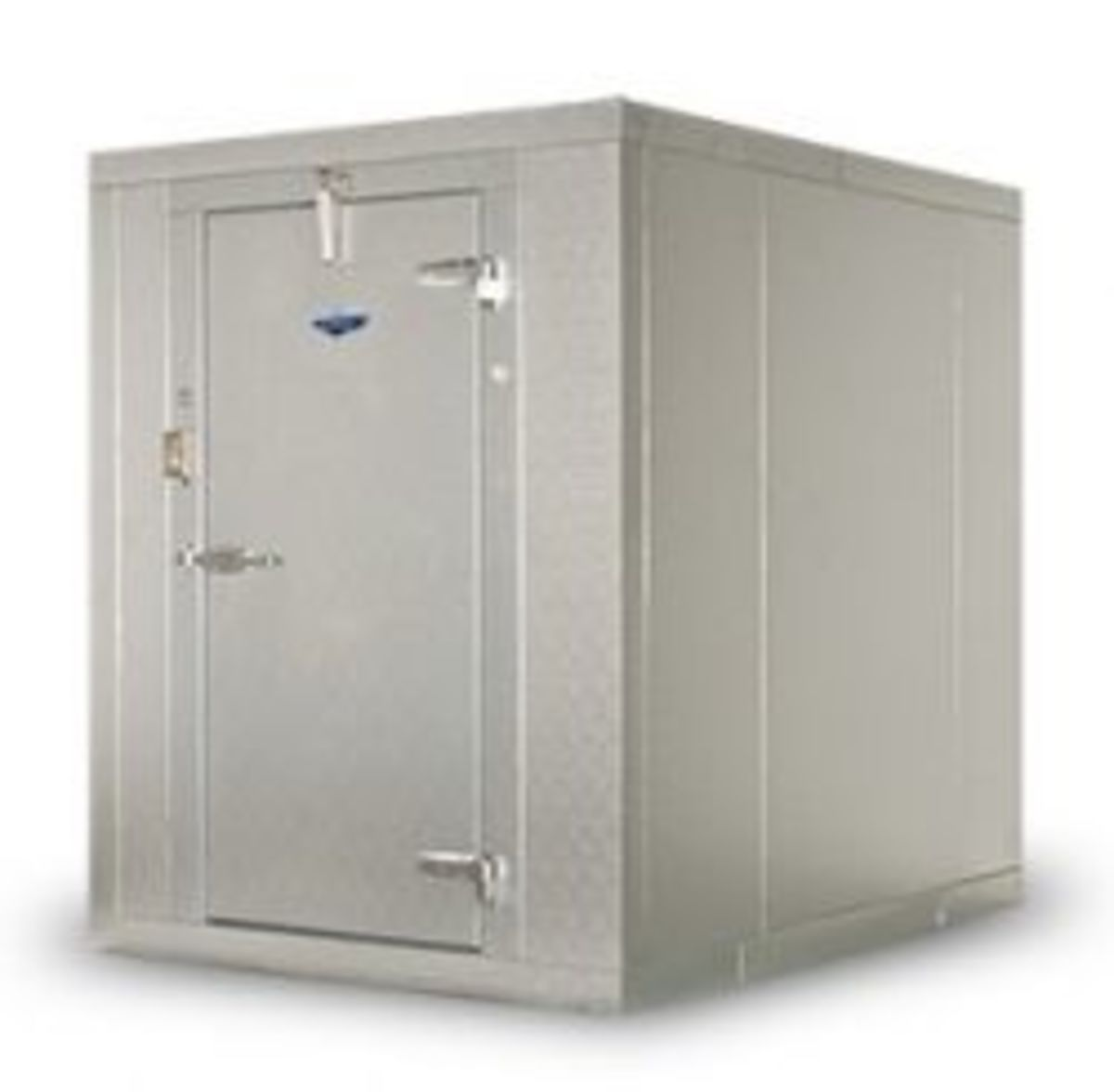 A 6X8 Walk-in Freezer