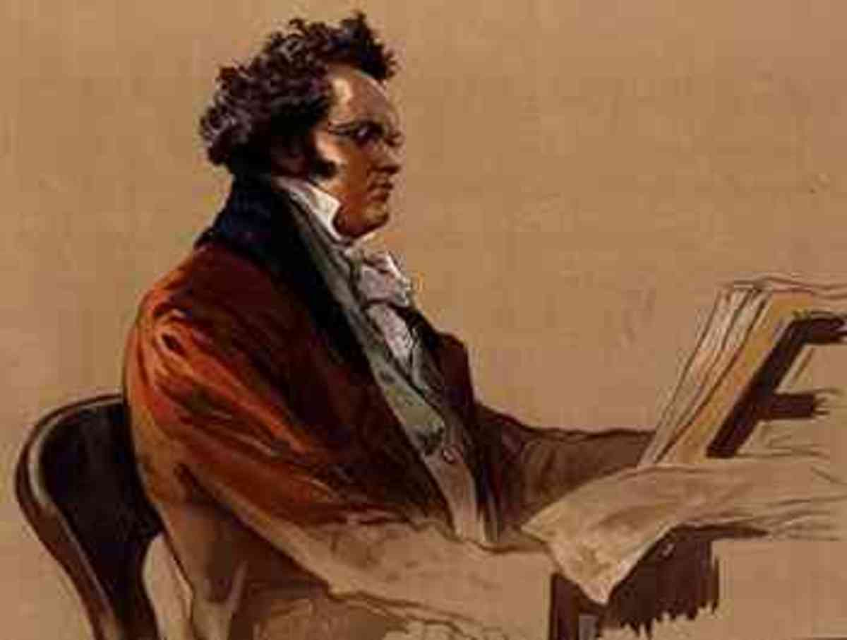 An Introduction to German Lieder:  Franz Schubert and his Work