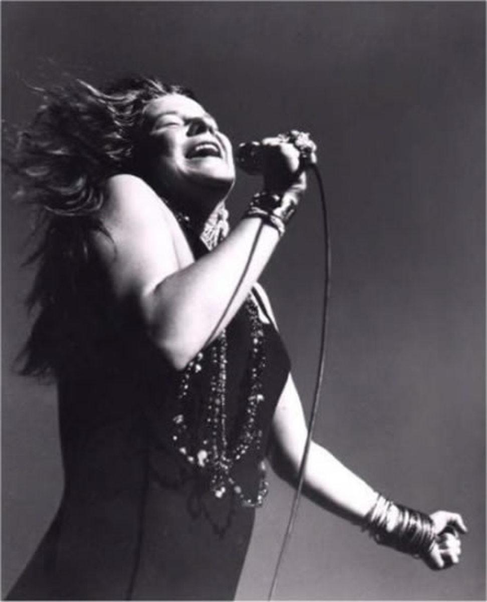Janis Lyn Joplin (January 19, 1943 – October 4, 1970)