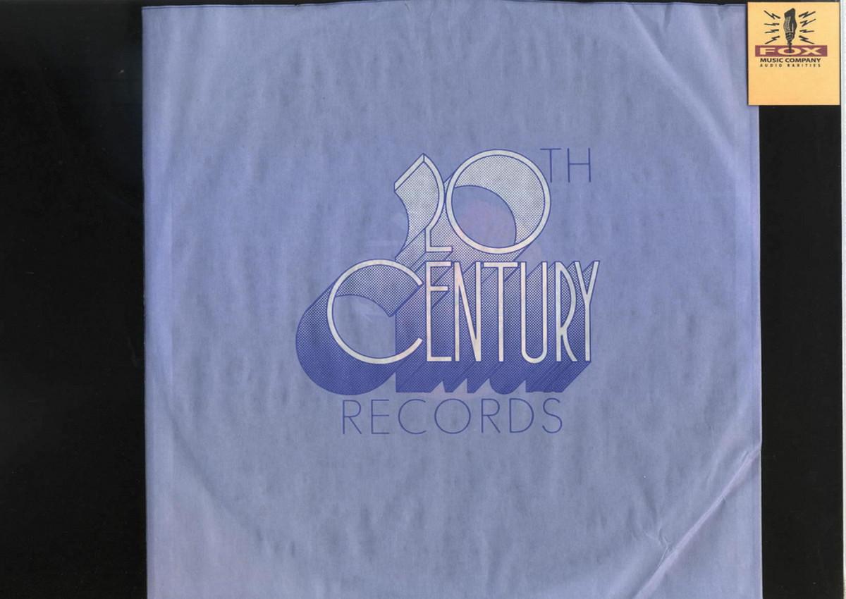 "Vinyl Dust Jacket ""Star Wars"" 20th Century Records 2T-541 LP Vinyl Record"