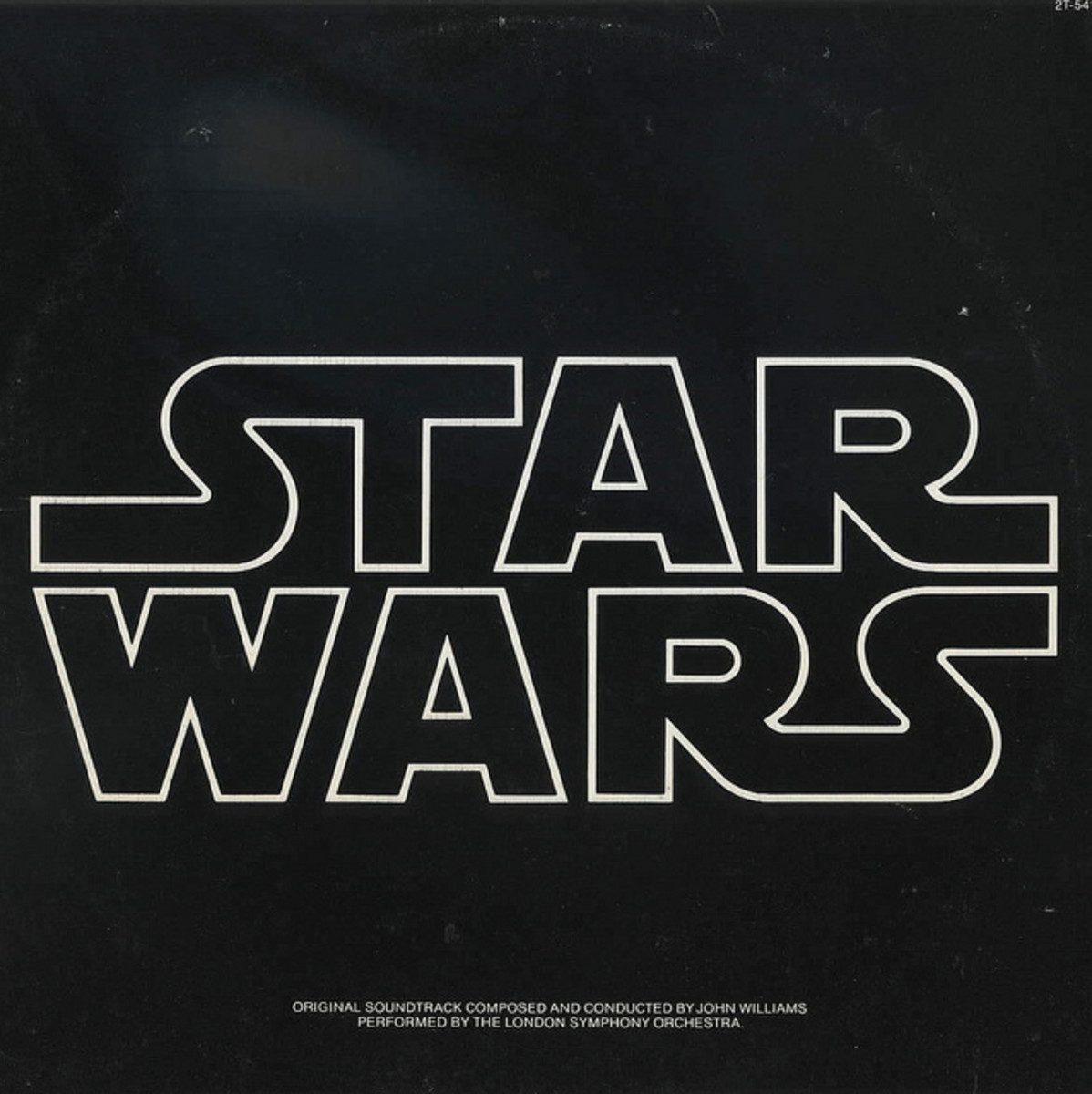 Star Wars & The Vinyl Record