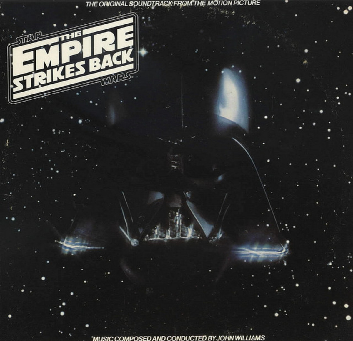 "Star Wars ""The Empire Strikes Back"" RSO Records RS-2-4201 2 12"" LP Vinyl Record Set, US Pressing (1980) John Williams Conducts the London Symphony Orchestra"