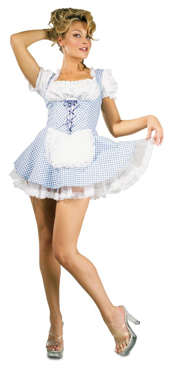 Farmer's Daughter Costume