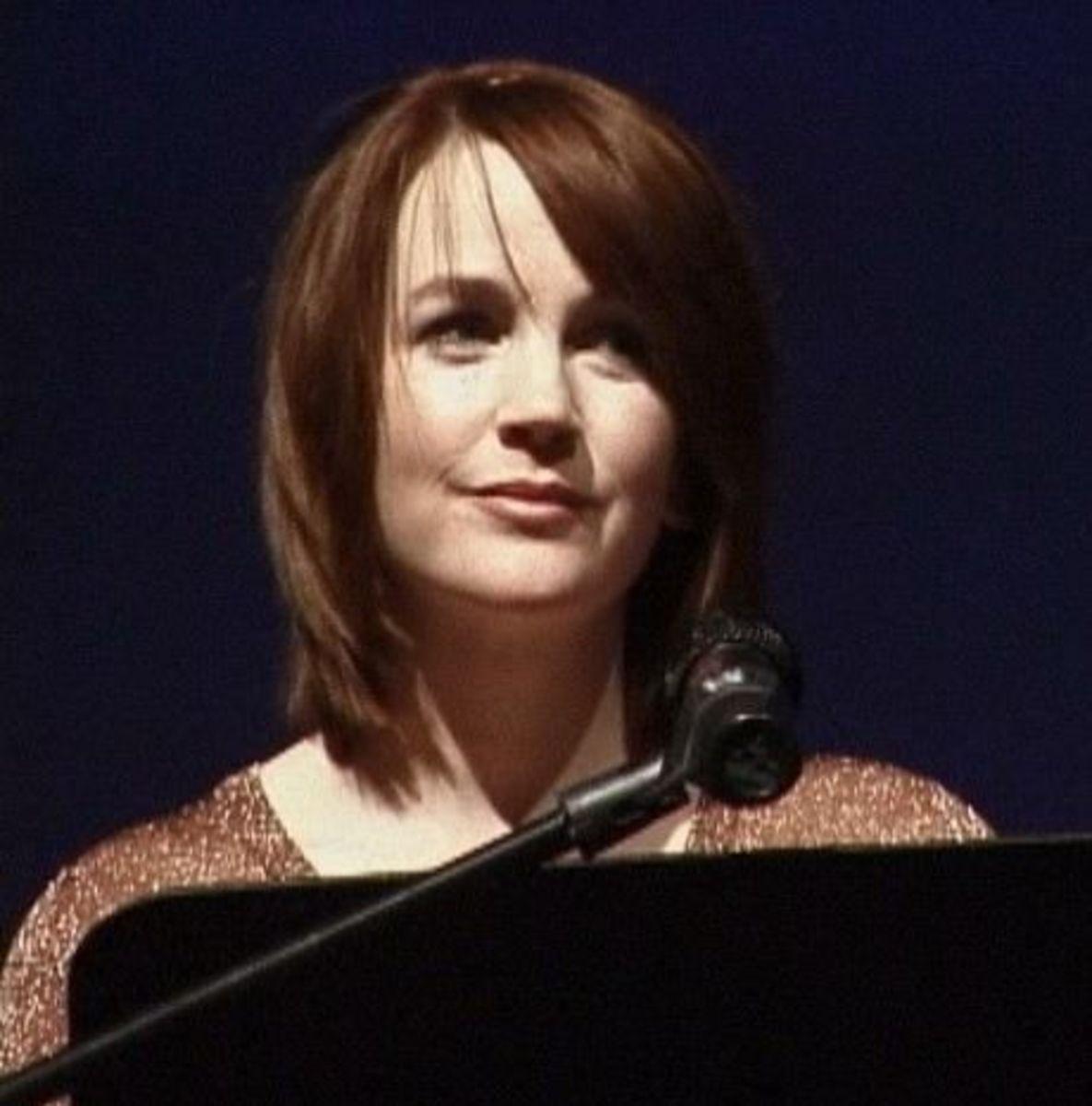 Renee O'Connor photo courtesy of Pasadena Burbank via Flickr Creative Commons