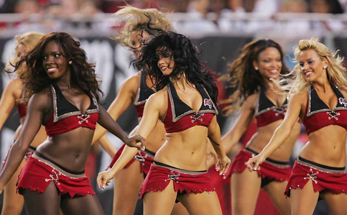 Simple Cheer for Recessionary Times - Tampa Bay Buccaneers