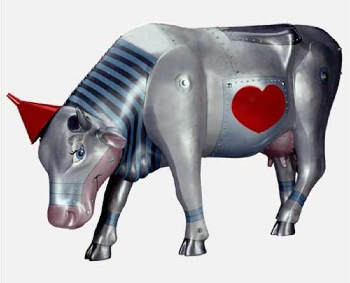 Tin Cow? from the Wizard of OX (Kansas City)