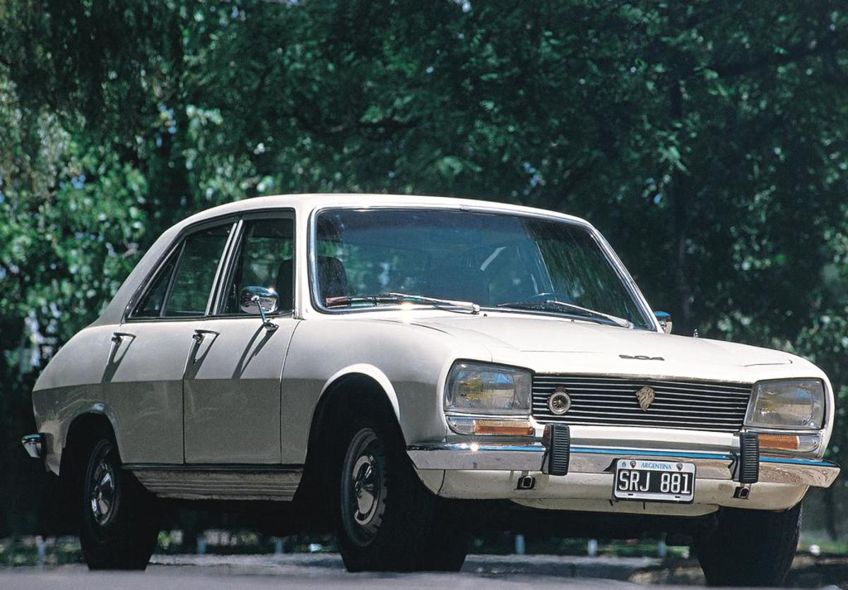 49. Peugeot 504: (1968-2005) - 3,713,400