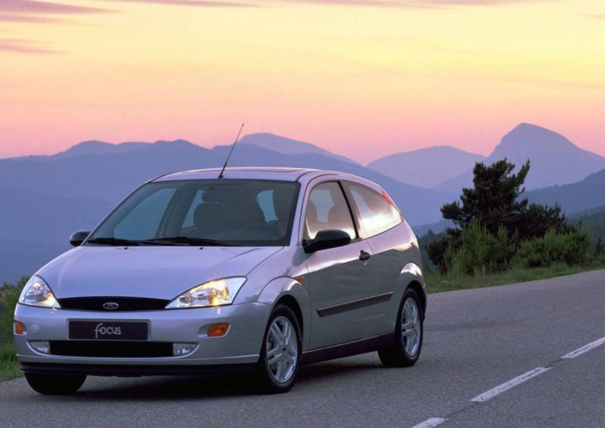 34. Ford Focus: (1998- ) - 5,500,000+