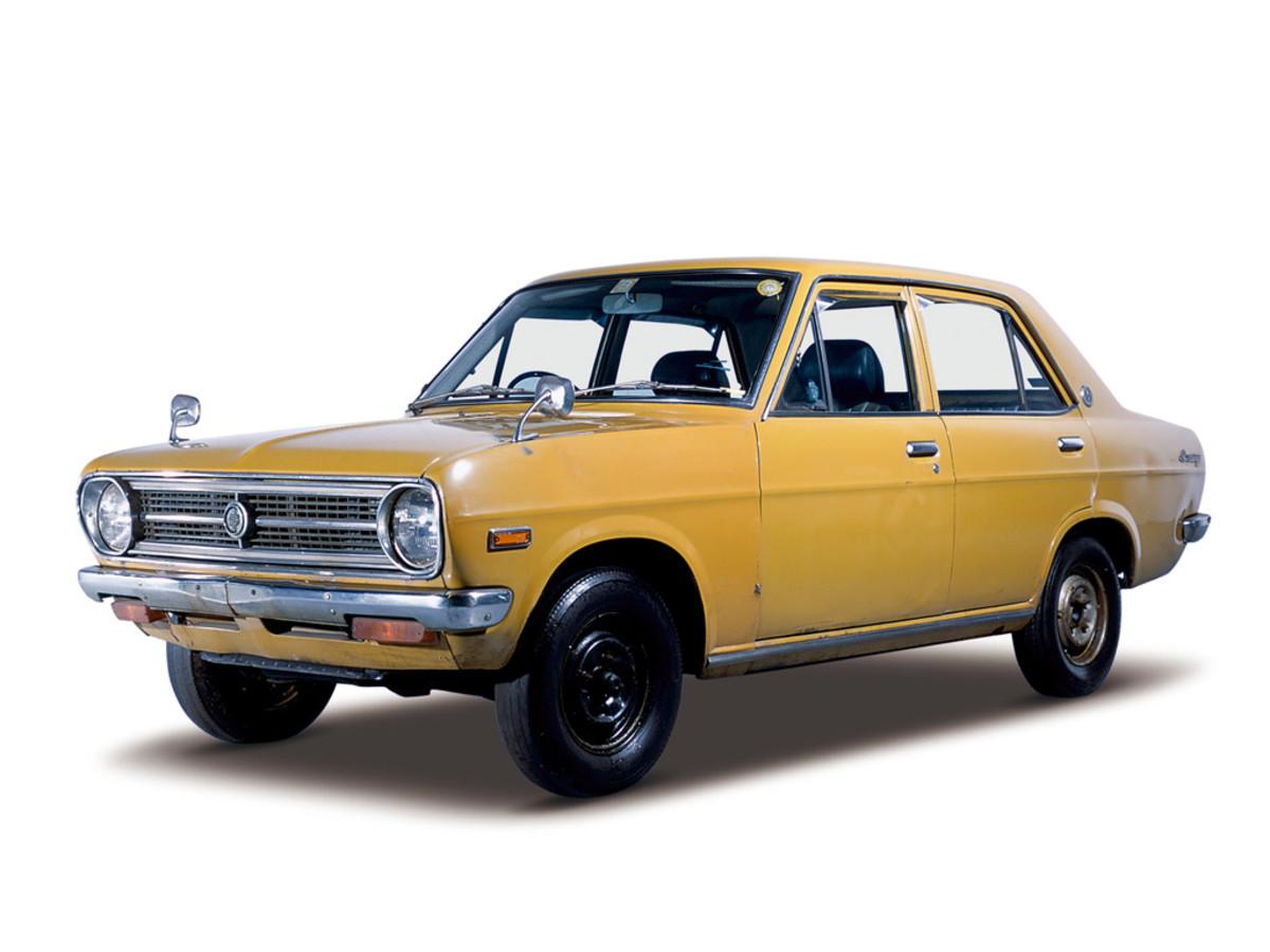 31. Nissan Sunny: (1966- ) - 5,900,000+