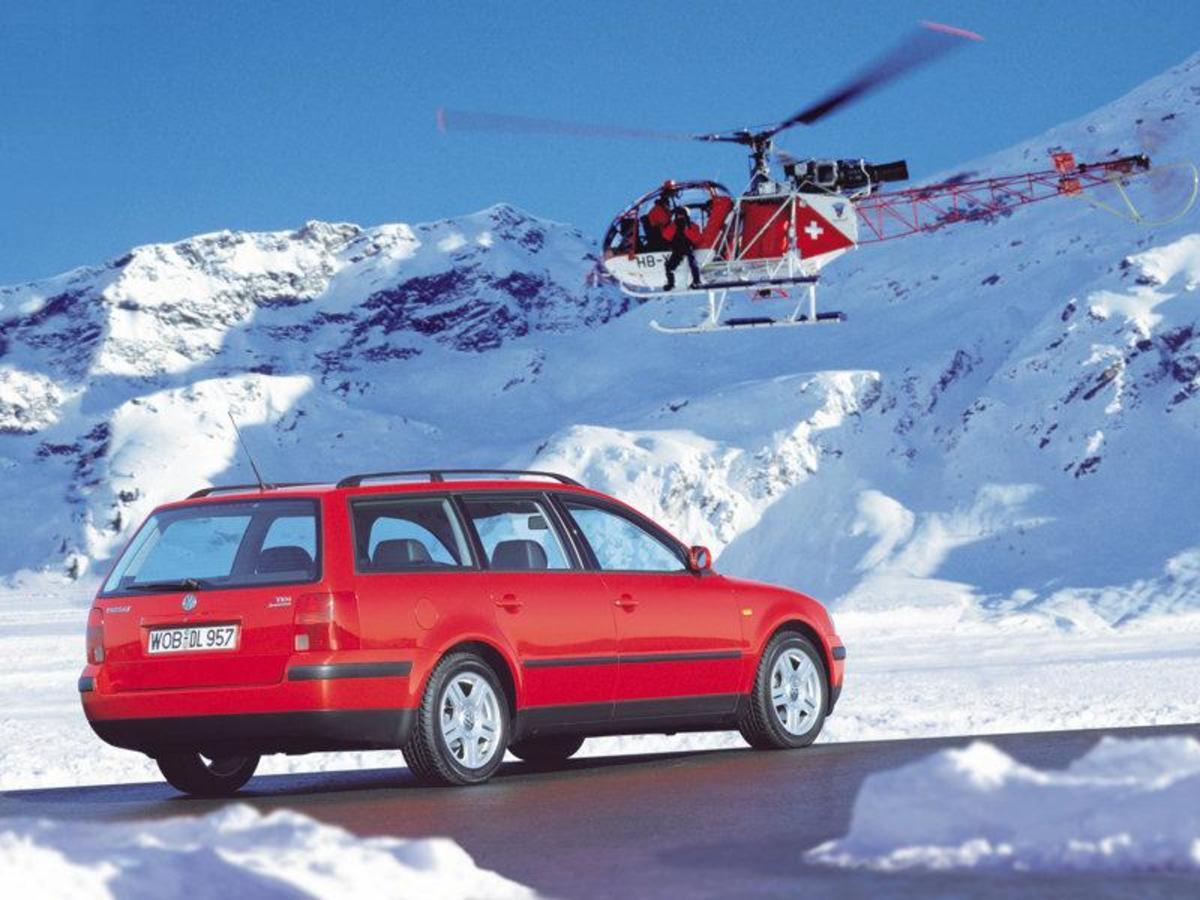 9. Volkswagen Passat: (1973- ) - 14,100,000+