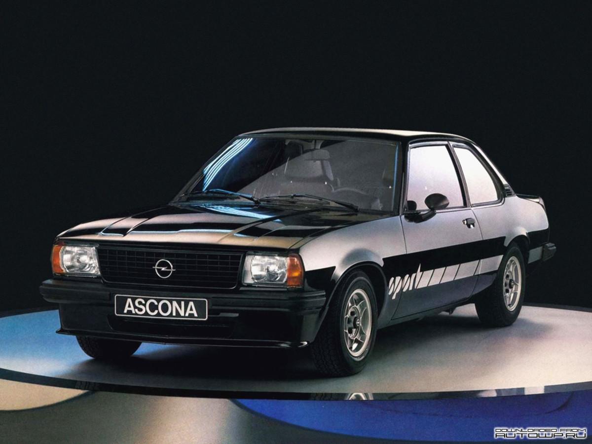 42. Opel Ascona: (1970-1988) - 4,400,000