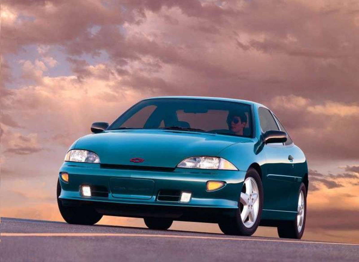 28. Chevrolet Cavalier: (1982-2005) - 6,200,000