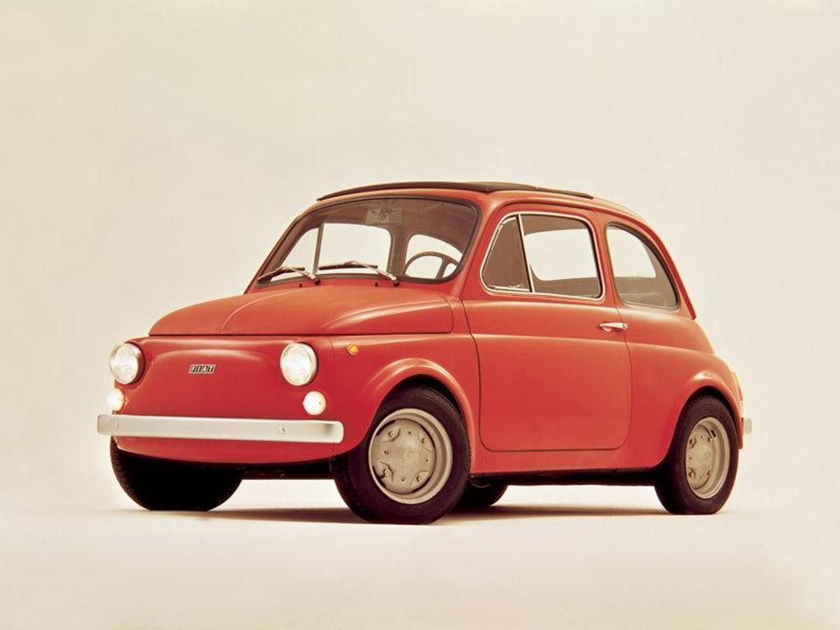46. Fiat 500: (1957- ) - 3,900,000+
