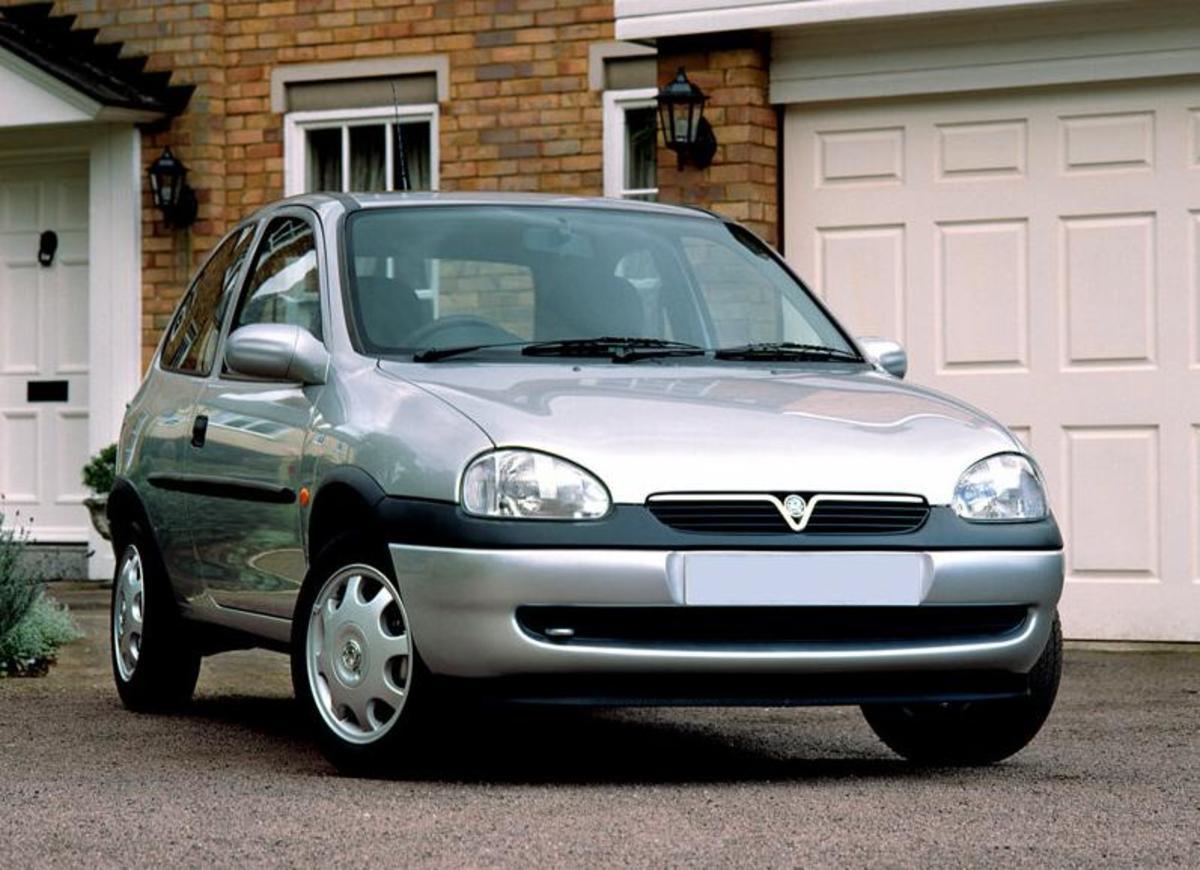 12. Vauxhall/Opel Corsa: (1982- ) - 12,000,000+
