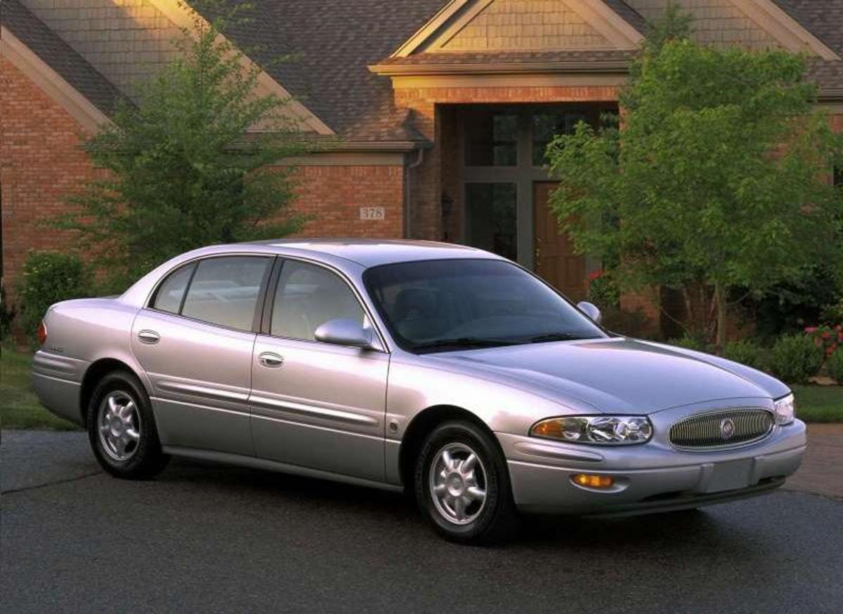 30. Buick Le Sabre: (1959-2005) - 6,000,000