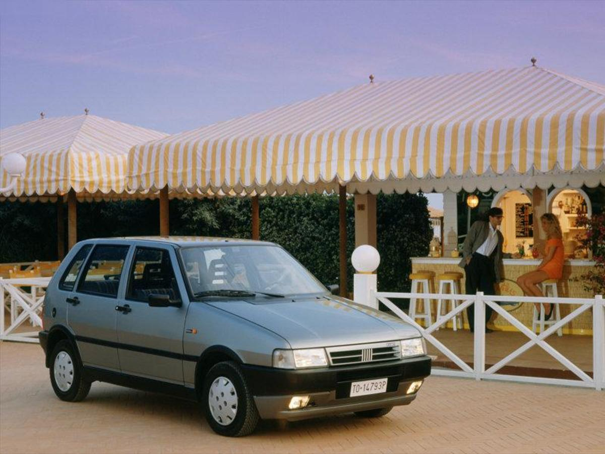 19. Fiat Uno: (1983- ) - 9,150,000+
