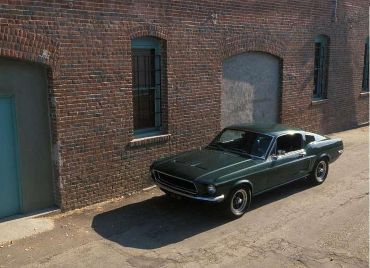 22. Ford Mustang: (1964- ) - 8,300,000+
