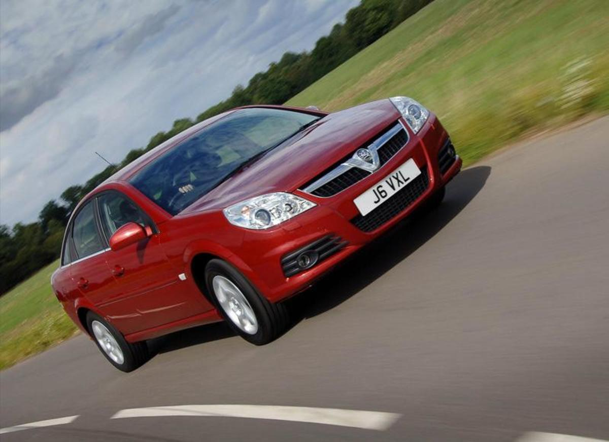 27. Vauxhall/Opel Vectra: (1988-2008) - 6,500,000