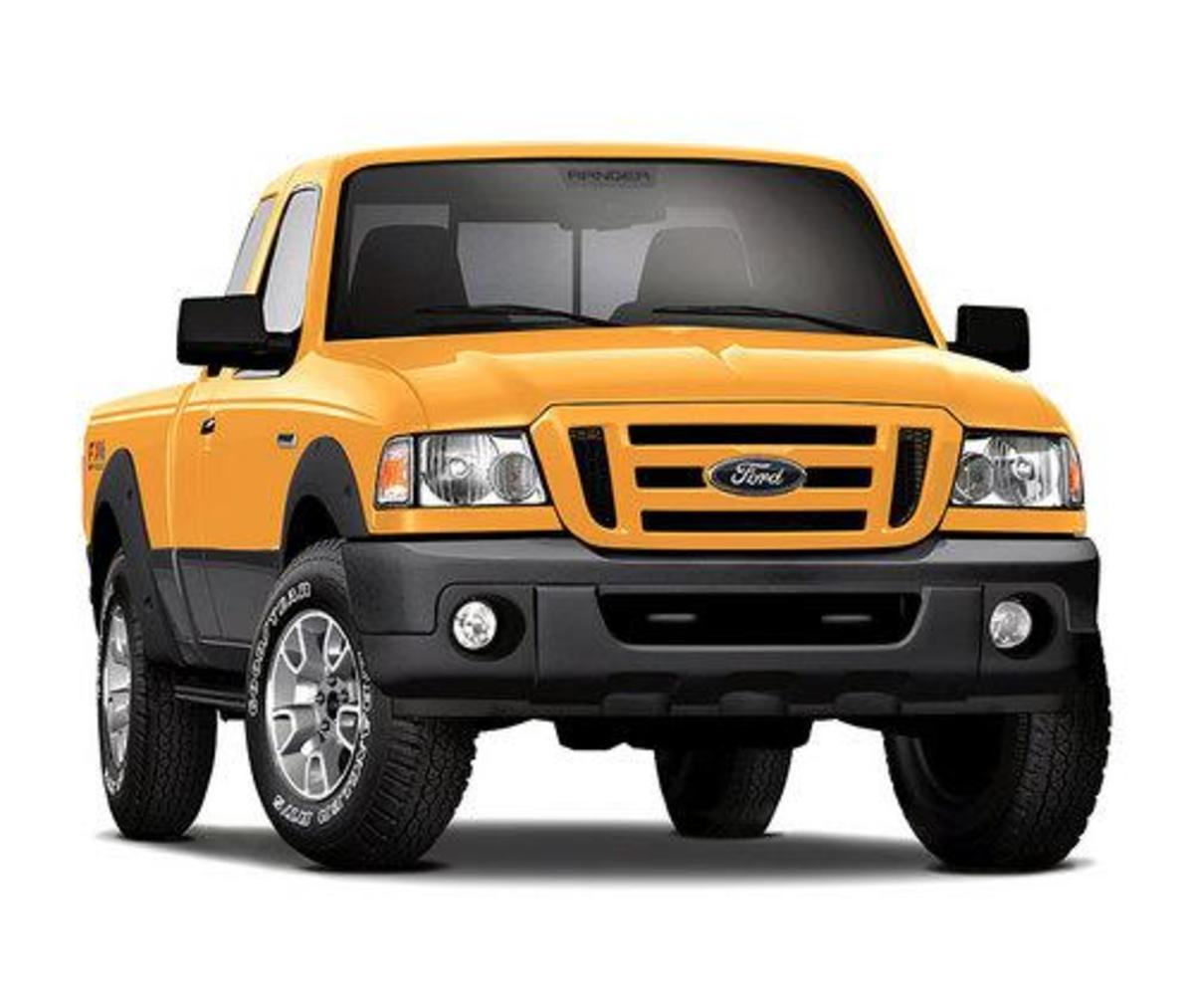 39. Ford Ranger: (1983-) - 5,150,000+