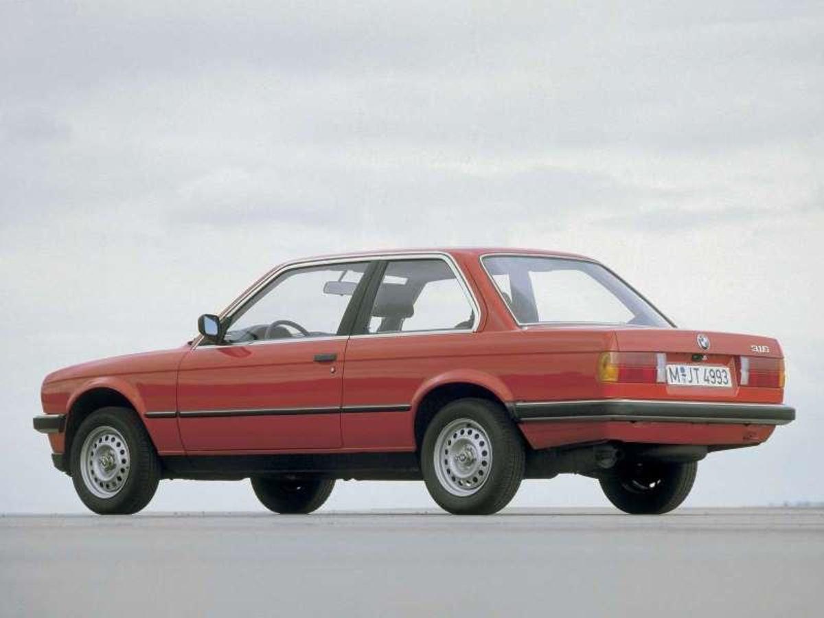 18. BMW 3-Series: (1977- ) - 9,800,000+